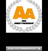 Logo Bisnode kredittvurdering