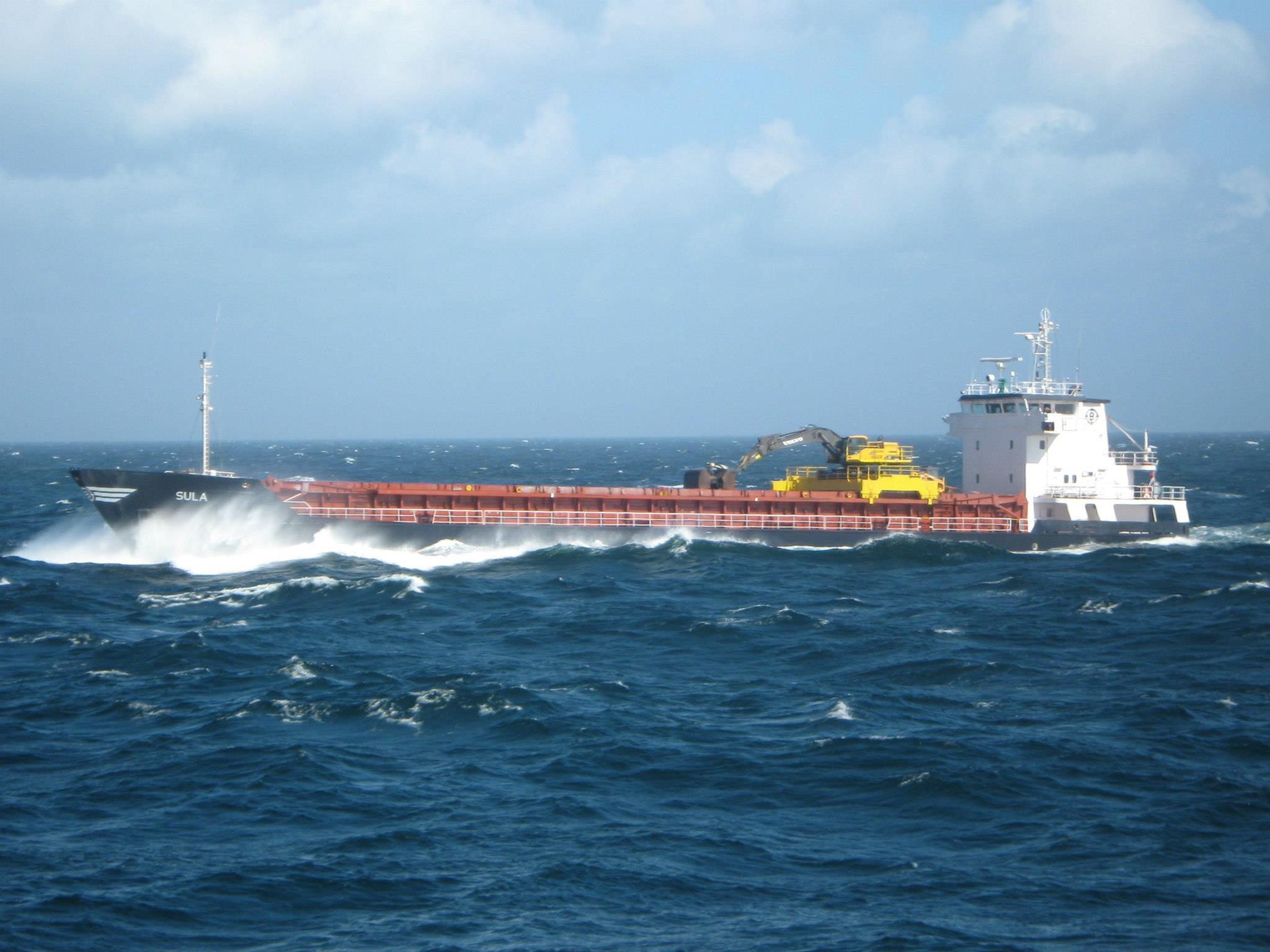 MV Sula fra Berge Rederi
