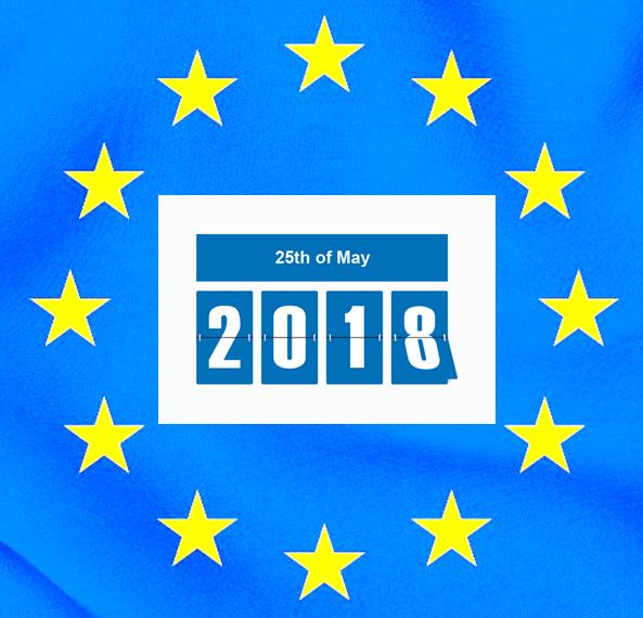 GDPR Nye personvernregler trer i kraft fra 25. mai 2018