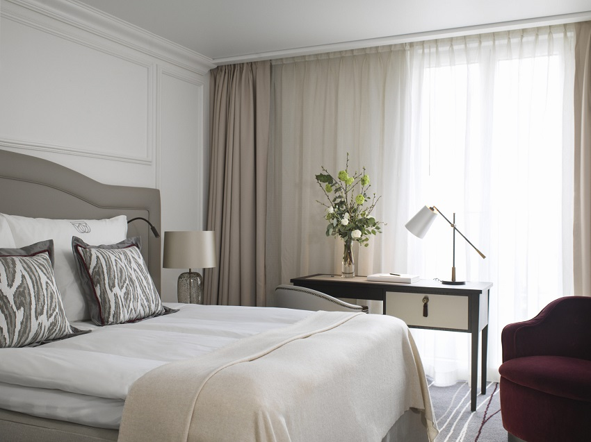 Britannia Hotel superior rom