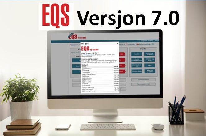 EQS v7.0