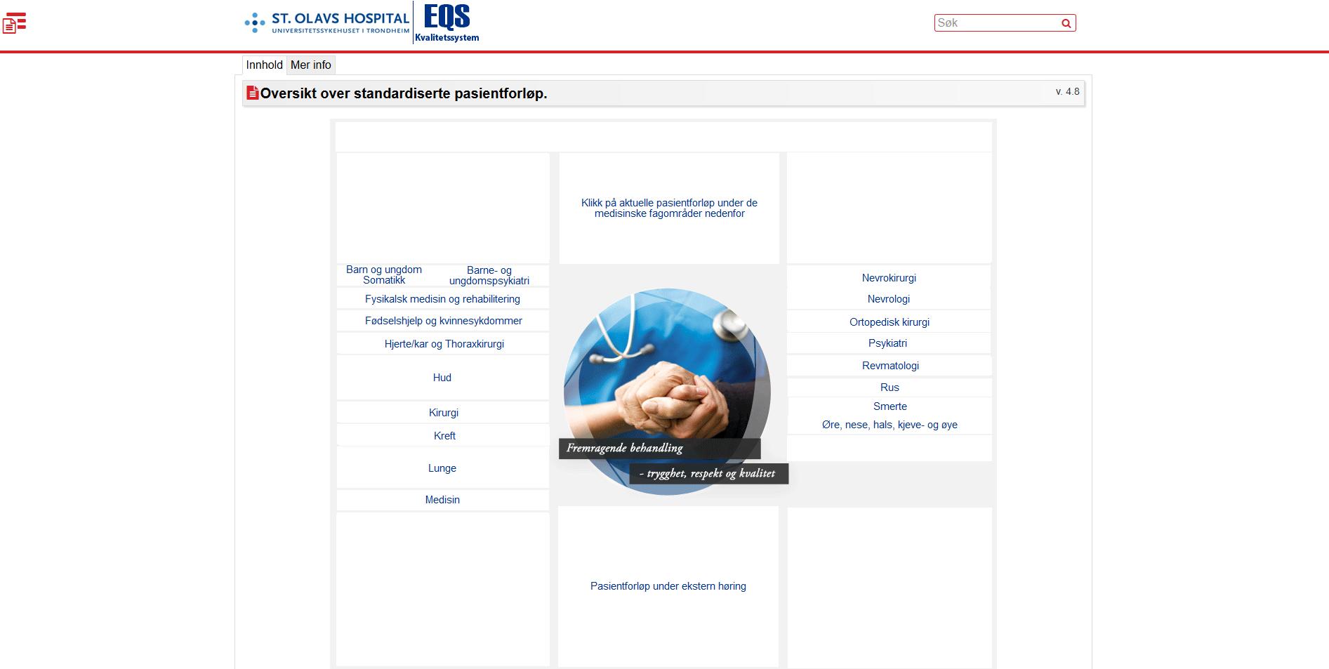 Eksempel på EQS Public
